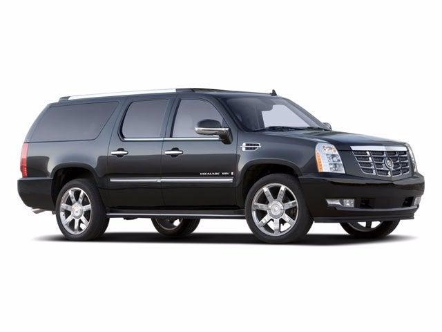2008 Cadillac Escalade Esv >> 2008 Cadillac Escalade Esv Awd 4dr