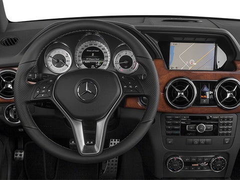 Used 2013 Mercedes-Benz 4MATIC® 4dr GLK 250 BlueTEC for ...