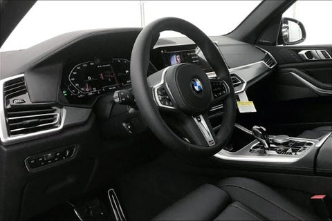 New 2021 BMW X5 M50i Sports Activity Vehicle for Sale in ...